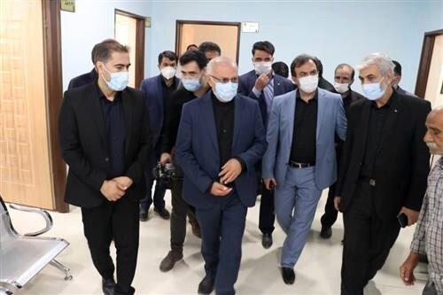 تنش در جریان بازدید شبانه رئیس دانشگاه علوم پزشکی اهواز از بیمارستان شهدای ایذه/ اورکی: مردم ما را با سلاح تهدید میکنند