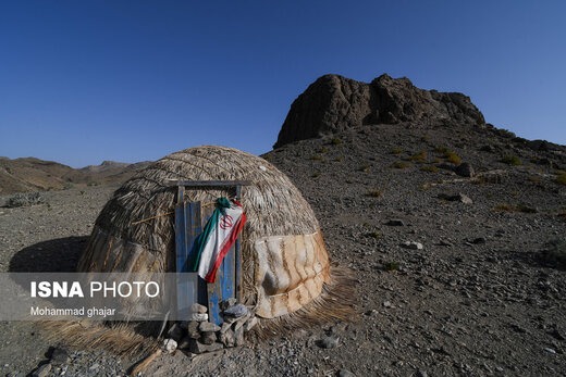 روستای کپرنشین «بارگدان»