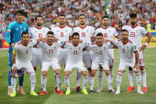 جایگاه ایران در ردهبندی پیشروی فیفا تغییر نمیکند