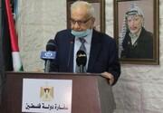 کرونا، جان محمود الخالدی بنیانگذر جنبش فتح را گرفت