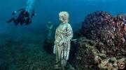 کشف شهری لوکس و باستانی در اعماق دریاها + تصاویر