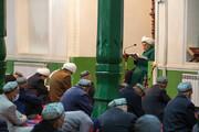 روزی خوش برای مسلمانان کاشغر شین جیانگ در نخستین جمعه ماه رمضان