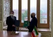 سند همکاریهای ایران و صربستان امضا شد