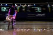 تصاویر | قابهایی ناراحتکننده از مترو در روزهای خطرناک تهران