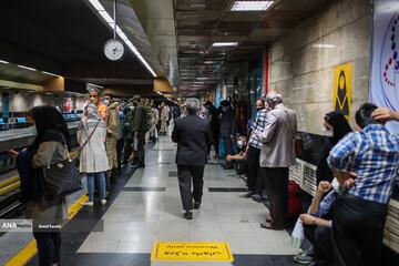 خط ۱۰ مترو تهران چه زمانی راه میافتد؟