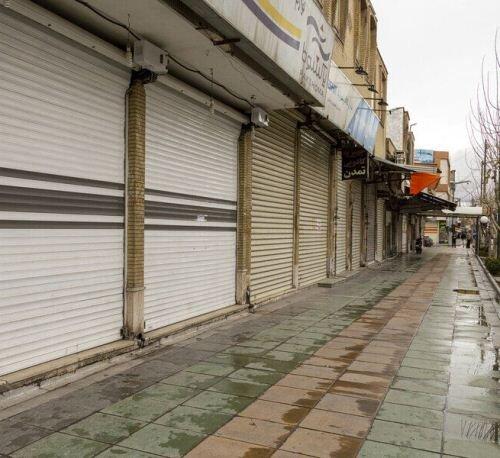 استان قزوین در شرایط فوقالعاده کرونایی قرار گرفت