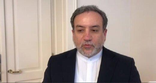 عراقجي : لقد حان وقت البدء في صياغة نصّ الاتفاق