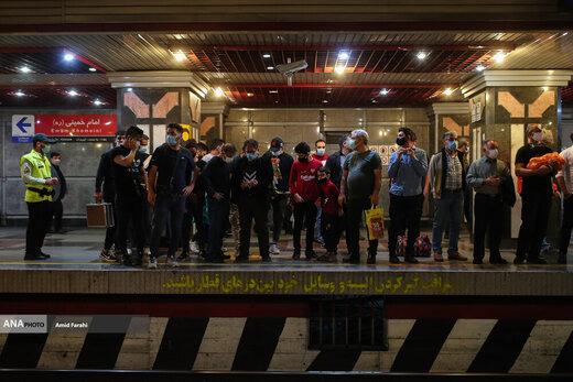 تخفیفهای بزرگ مترو به مسافران شناخته شده