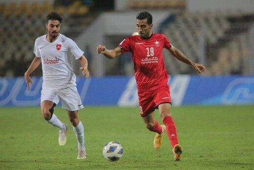 ACL Group E: Persepolis beat Al Rayyan
