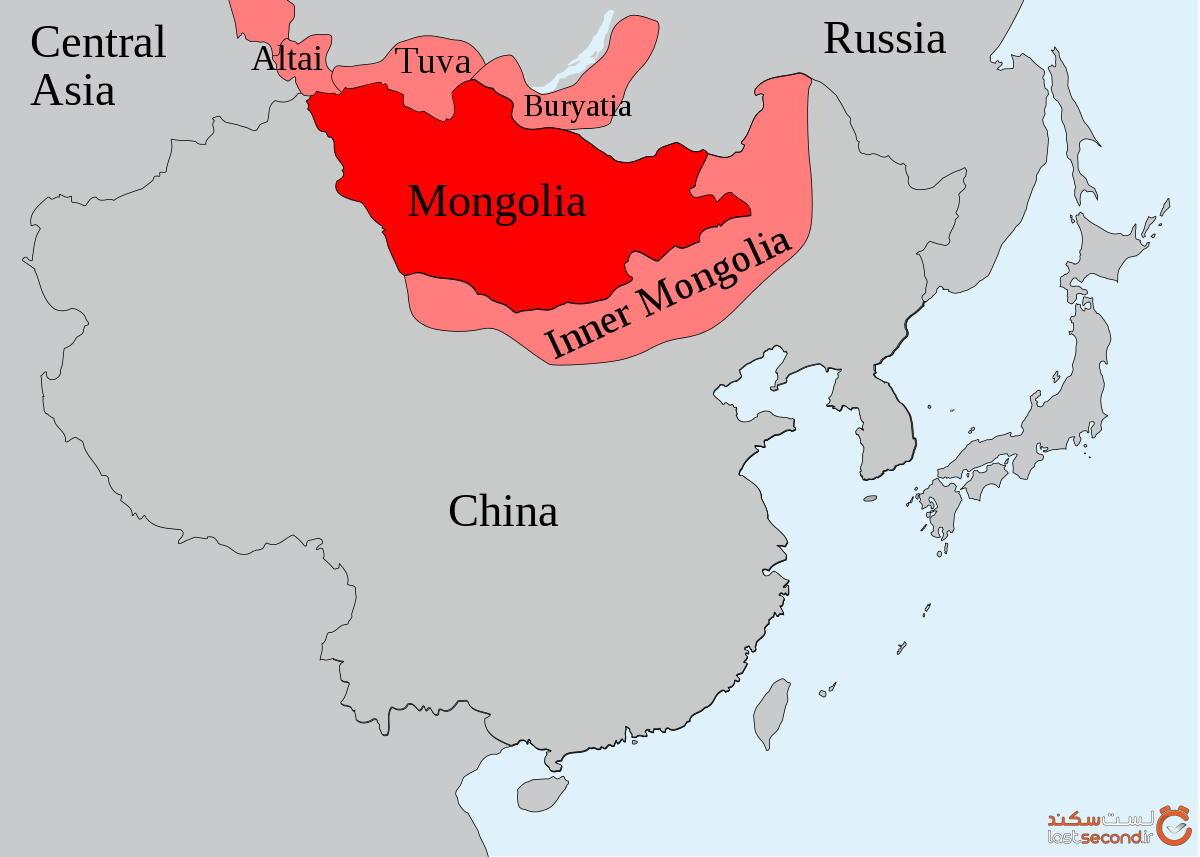 ۱۴ دانستنی جالب از مغولستان، سرزمین چنگیز خان
