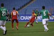 ACL Group D: Foolad edge past Al Wehdat