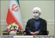 روحاني : المؤسسة العسكرية في إيران باتت أكثر حرفية وادراكا للمسؤولية