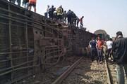 ببینید   ۸ کشته و بیش از ۱۰۰ زخمی در واژگونی قطار در مصر