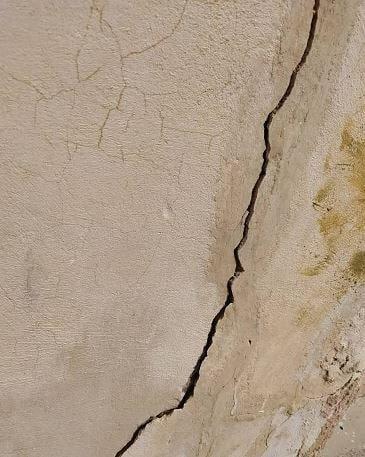 تصاویری از روستای دهداران بخش شبانکاره پس از زمین لرزه های اخیر