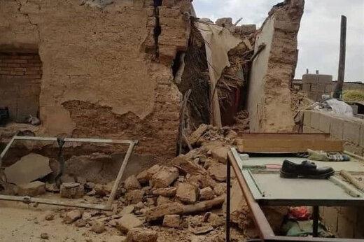 زلزله گناوه خسارت جانی داشت؟