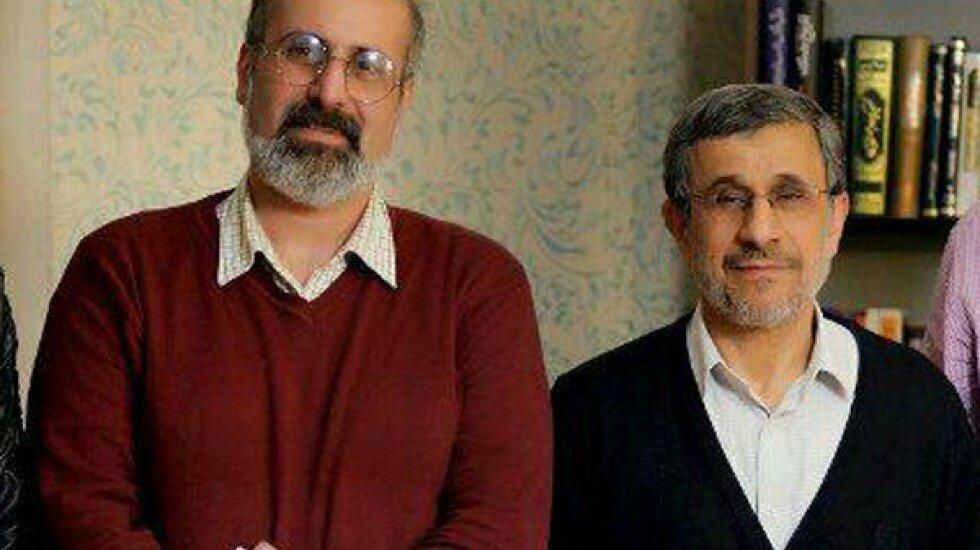 احمدینژاد سکوت کرده یا تغییر استراتژی داده؟ / او سهم خود را از دولت گرفت