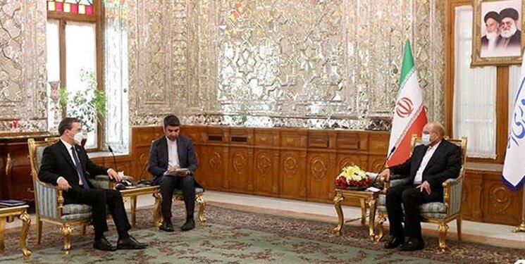 در دیدار قالیباف با وزیر امور خارجه صربستان چه گذشت؟