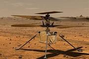 ببینید | پرواز موفقیتآمیز هلیکوپتر ناسا در مریخ