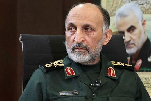عکس ۳ نفره دیدنی از رهبر انقلاب، سردار حجازی و سردار سلیمانی