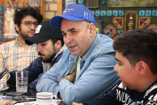 ببینید   خوردن کیک و نوشابه برای علی مسعودی دردسرساز شد