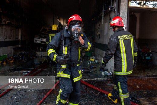 آتشسوزی کارگاه مبل سازی؛ ۶ نفر کشته شدند