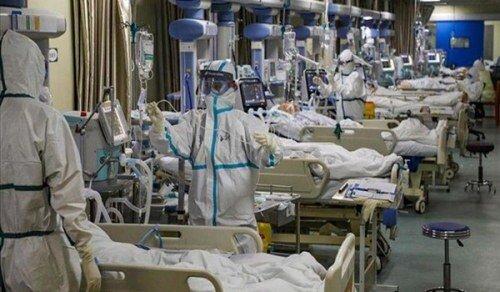 تعداد بیماران بستری در قزوین همچنان روند صعودی دارد