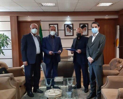 توافق نامه طرح عظیم ملی ۳ میلیون تنی فولاد قشم امضا شد