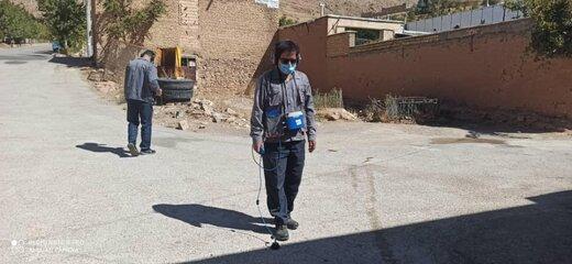 جلوگیری از هدر رفت ۱۰۷ لیتر برثانیه آب در سطح استان اصفهان