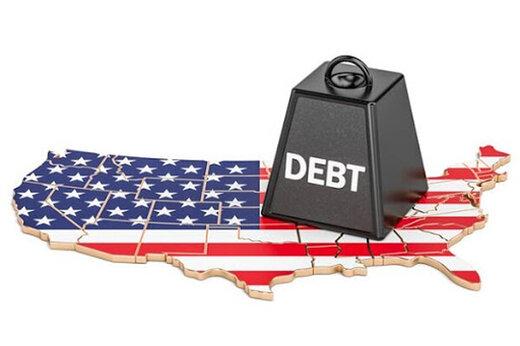 ببینید | چرا آمریکا با بدهی سرسامآور ورشکست نمی شود؟