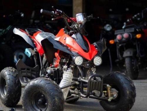 قاچاقچی موتورسیکلت در قزوین نقره داغ شد