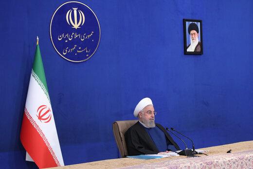 روحانی: مذاکرات وین پیشرفت داشته/نباید بین بد و بدتر انتخاب کنیم