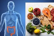اینفوگرافیک | پنج خوردنی مفید برای پیشگیری از سرطان روده بزرگ