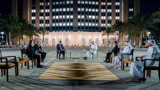 فرستاده ویژه اسرائیل با وزیرخارجه امارات دیدار کرد/محور رایزنی چه بود؟
