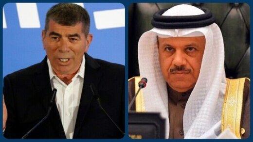 وزیرخارجه اسرائیل با همتای بحرینی گفتگو کرد
