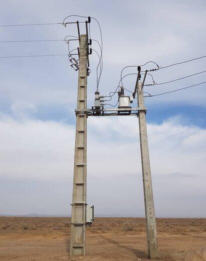 سرمایه گذاری ۶۹ میلیارد ریالی در تاسیسات صنعت توزیع برق شهرستان سرخه