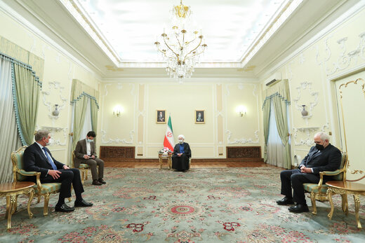 جزئیات دیدار روحانی با وزیرخارجه پاکستان