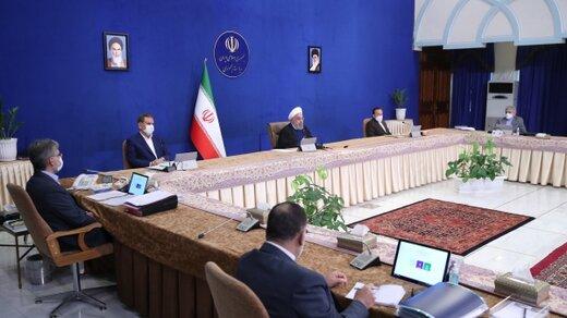مصوبات امروز هیات دولت به ریاست حسن روحانی