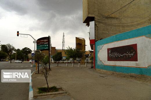سعدی در فضای شهری شیراز