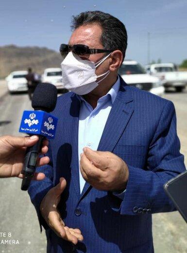 ۵۰۰ میلیارد تومان به آزاد راه خرم آباد اراک تزریق میشود / بهره برداری تا خرداد ماه