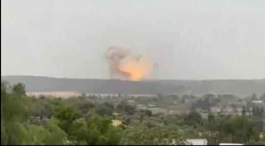 ماجرای انفجار در صنایع نظامی رژیم صهیونیستی چه بود؟