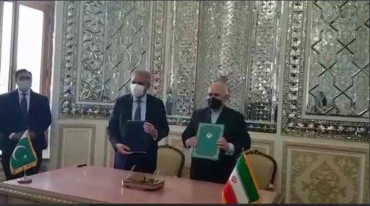 جزئیات یادداشت تفاهمی که بین ایران و پاکستان به امضا رسید