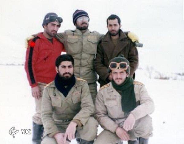 این فرمانده ارتش در برخورد با مین به شهادت رسید /فرمانده احمد که بود؟+عکس