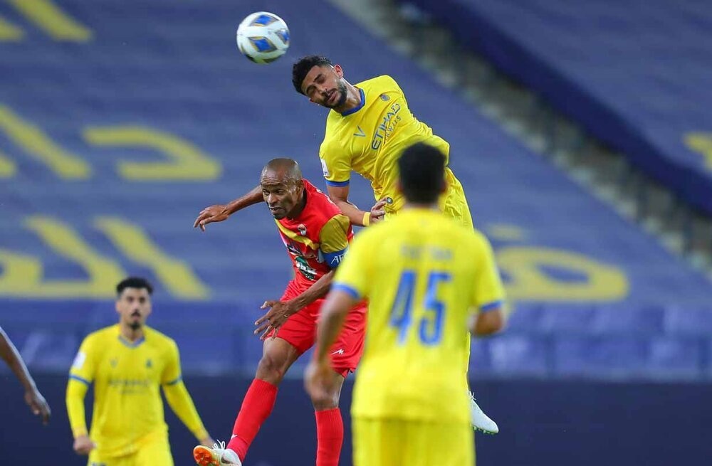 ACL Group D: Foolad, Al Nassr settle for share of points