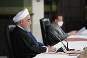 روحانی: نمیتوانم هضم کنم کسی عضو ملت باشد و از برداشتن تحریم ها ناراحت شود