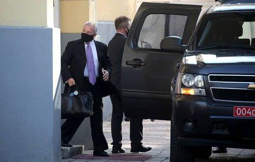 سفیر آمریکا، روسیه را ترک کرد
