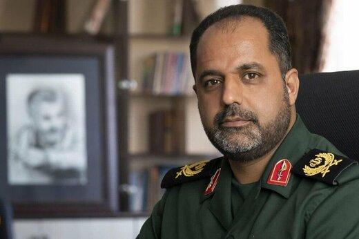 مأموریت سپاه حراست همه جانبه از انقلاب اسلامی است