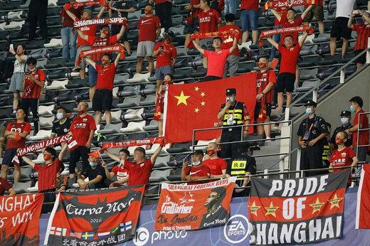 ببینید | چین کرونا را شکست داد، تماشاگران به فوتبال برگشتند!