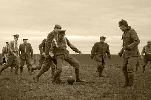 فوتبال علیه سیاست
