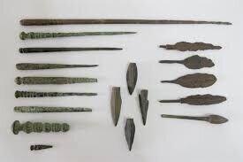 کشف سلاحهایی با قدمت بیش از ۲ هزار سال در زنجان