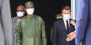 روایت روزنامه فرانسوی از دلیل حضور مکرون در مراسم تشییع جنازه رئیس جمهور چاد